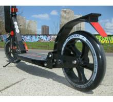 TechTeam TT City Scooter 2019г черный с 2-мя амортизаторами