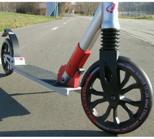 Самокаты с большими колесами 200-210мм