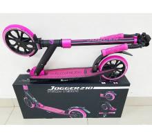Cамокат Tech Team JOGGER 210 (2019) розовый