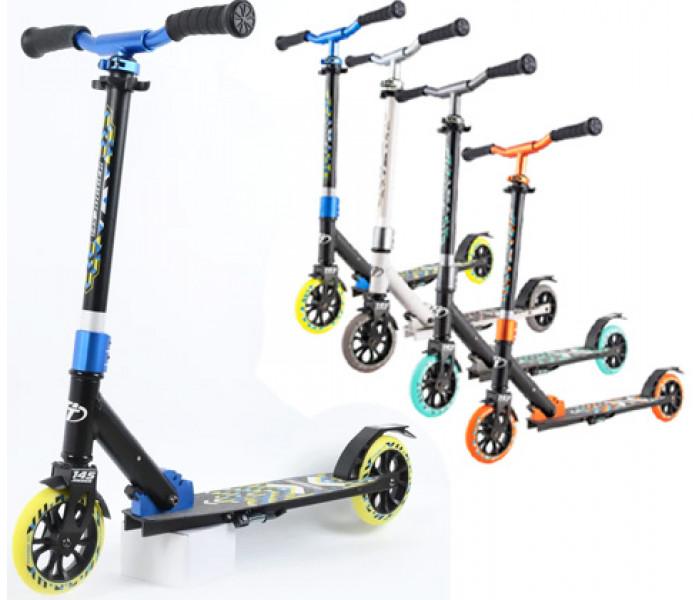 Самокат Tech Team TT JOGGER 145 (2020) для детей и подростков