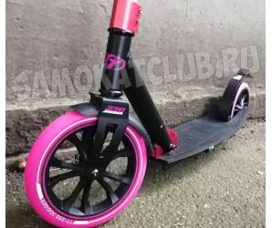 Cамокат Tech Team JOGGER 230 (2020) розовый