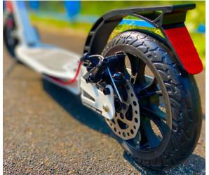 TT City Scooter Disk Brake (2021) самокат с дисковым тормозом и амортизаторами