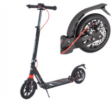 TT City Scooter Disk Brake (2021) самокат с дисковым тормозом и амортизаторами