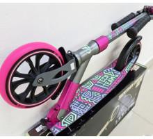 Tech Team TT COMFORT 180R 2021 розовый