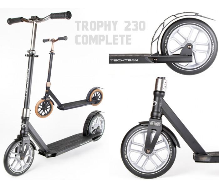 Самокат TT Trophy Complete 230 (2021) с широкой декой