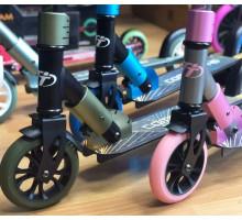 TechTeam COMFORT 145R 2021 самокат для детей от 5 лет