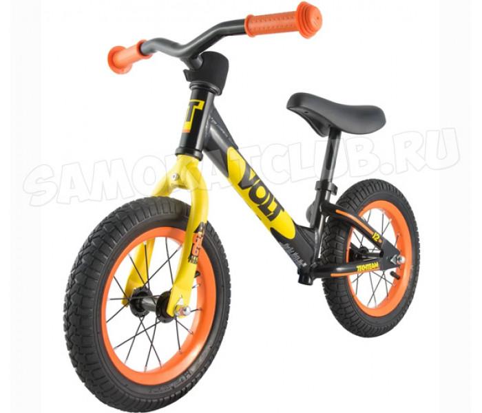 Беговел детский TT VOLT с надувными колесами