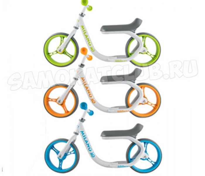 Беговел детский Tech Team TT Milano 3 синий
