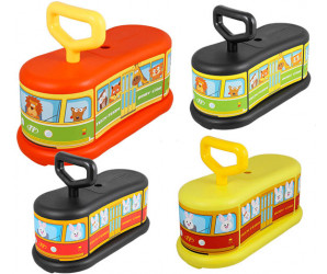 Самокат-каталка Tech Team BABY CAR для детей от 1 года