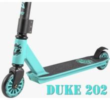 Tech Team TT DUKE 202 2019 (бирюзовый) трюковой самокат