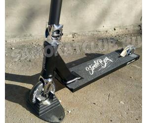 Tech Team TT Street BOY 2019 черный трюковой самокат