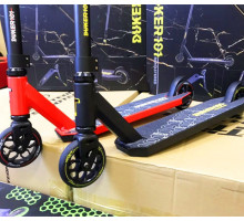 Tech Team TT DUKER 101 HIC 2020 трюковой самокат (для начинающих)