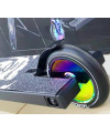 Трюковой самокат Tech Team TT Old BOY 2020 (,цвет бензиновый)