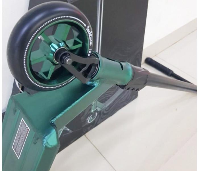 Трюковой самокат Tech Team Di Strada 2020 (зеленый)
