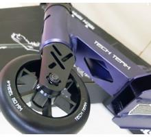 Tech Team TT GARM violet (2020) трюковой самокат с прямым рулем