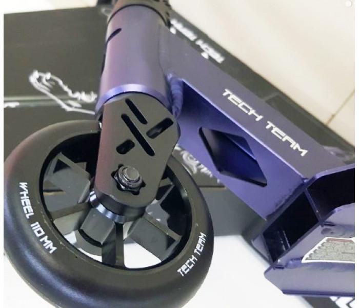Трюковой самокат Tech Team GARM (2020) фиолетовый