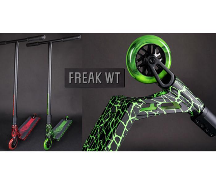 Трюковой самокат TT Tech Team TT FREAK WT 2021