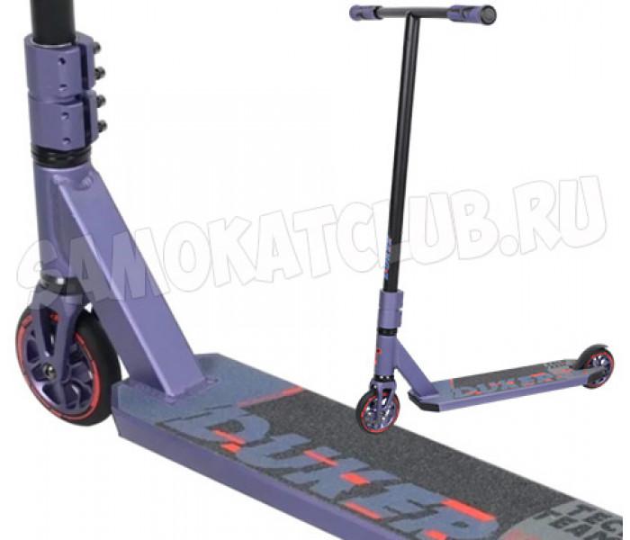 Трюковой самокат TT DUKER 303 (2021) Violet
