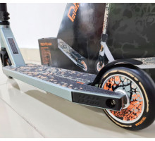 Трюковой самокат Tech Team TT DukerR 404 Grey 2021