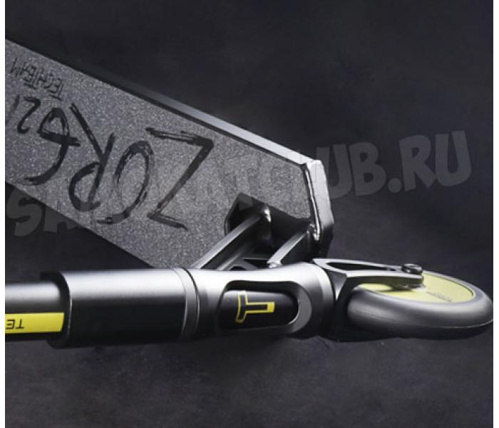 Трюковой самокат Tech Team TT Zorg21 New 2021