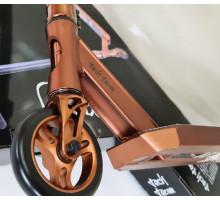 Трюковой самокат Tech Team TT RagTag Brown 2021