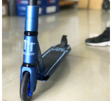 Tech Team TT DUKE 303 2019 трюковой самокат (синий)