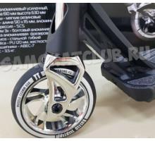 Tech Team TT BUSTED Silver (2019) трюковой самокат