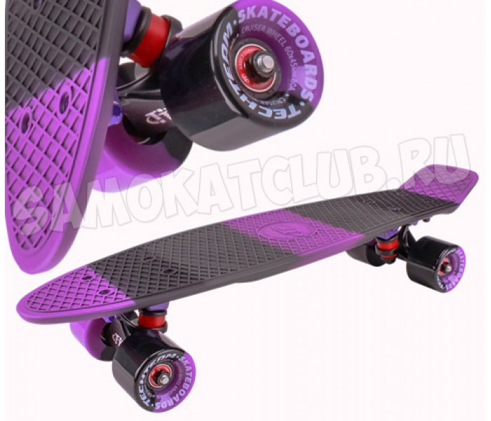 "Скейт TT MULTICOLOR 22"" 2018 фиолетовый"