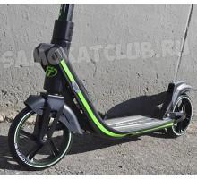 Cамокат Techteam Concept 180 2018 зеленый