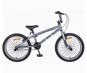 """Велосипед Tech Team BMX Goof 20"""" 2019 серый"""