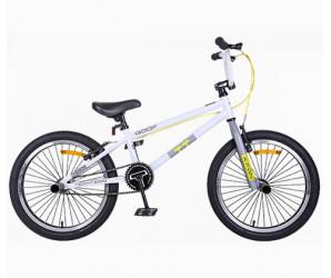 """Велосипед Tech Team BMX Goof 20"""" 2019 белый"""