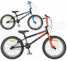 Трюковой велосипед Tech Team BMX FOX 20 2020 для начинающих