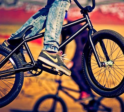 Трюковые велосипеды BMX (БМХ)