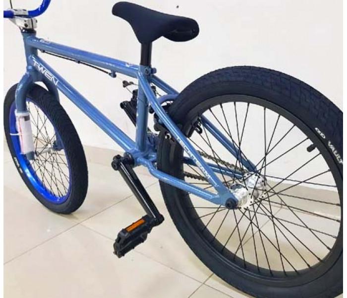 """Велосипед BMX Tech Team TT TWEN 20"""" 2020 синий"""