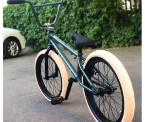 "Велосипед BMX Tech Team Grasshopper 20"" оливковый"