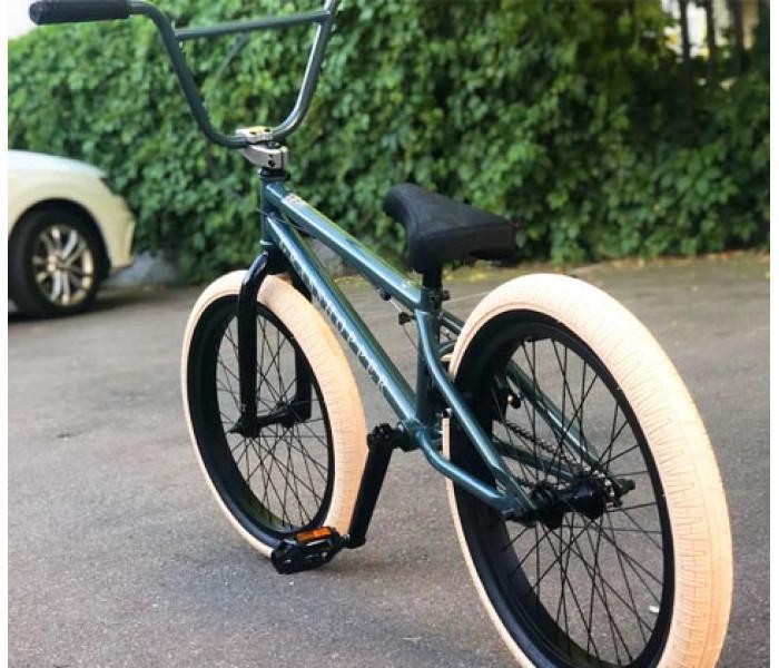 Трюковой велосипед Tech Team TT BMX Grasshopper 2020