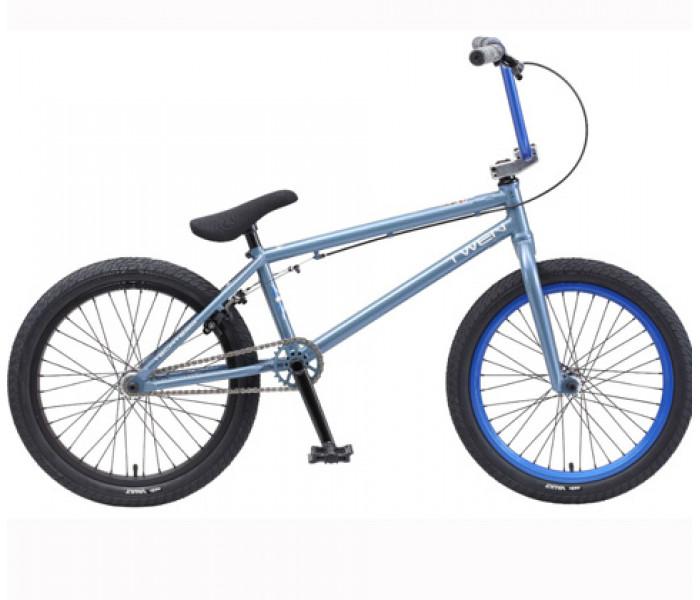 Велосипед BMX Tech Team TT TWEN 2020 (синий)
