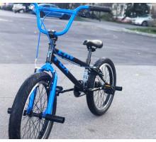 Tech Team BMX FOX 20 Blue 2020 велосипед трюковой