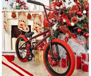 "Велосипед BMX Tech Team Grasshopper 20"" красный"