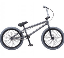 "Велосипед BMX Tech Team Grasshopper 20"" серый"