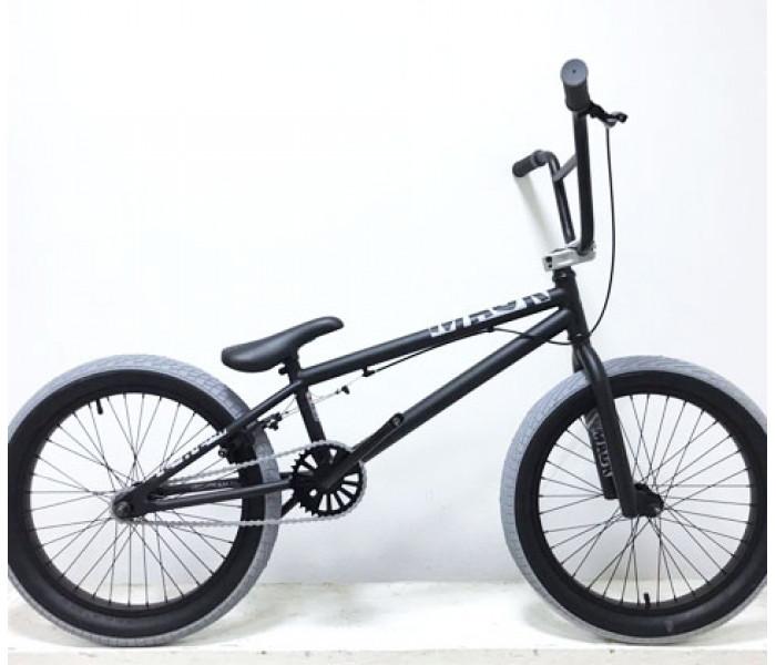 Трюковой велосипед Tech Team TT BMX Mack Black 2020