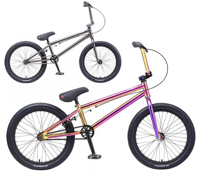 Трюковой велосипед Tech Team TT BMX MILLENIUM 2020