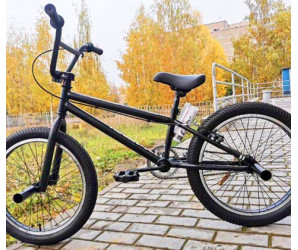 Трюковой велосипед Tech Team BMX Step One для начинающих