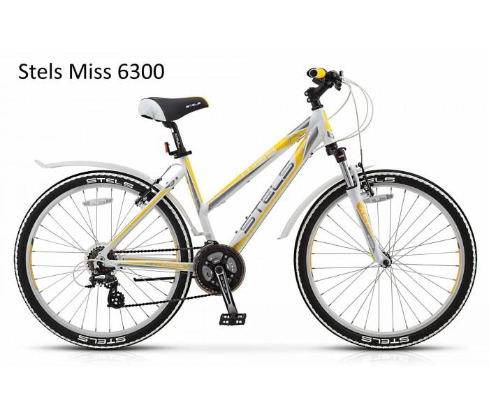 Женский велосипед STELS Miss 6300 V 26