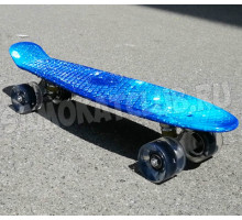 "Скейт 22"" Sky со светящимися колесами"