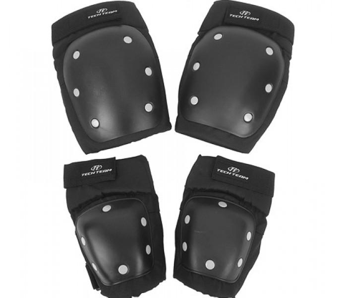 Защита для катания на трюковом самокате TT SAFETY LINE 1100  (колени, локти)