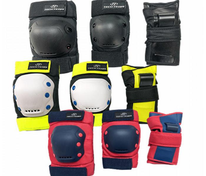 Защита детская для катания TT SAFETY LINE 900  (колени, локти, запястья)