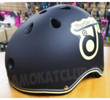 Шлем для трюкового самоката ThunDer Sport M черный