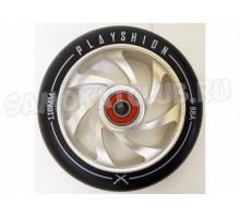 Колесо Playshion 110мм для трюкового самоката с подшипниками