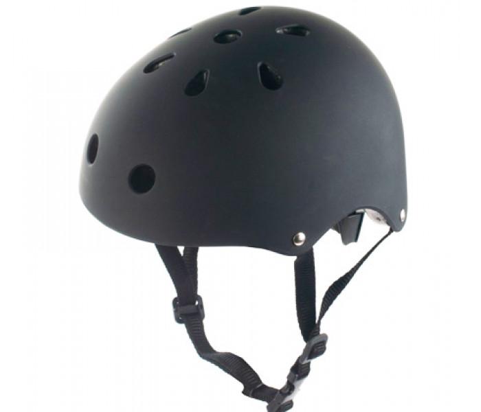 Шлем защитный для катания на роликах, самокате, велосипеде